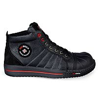 Redbrick Safety Shoe Onyx High